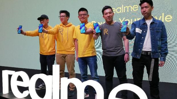 The Realme 3 is officially published in Indonesia, and is the highlight