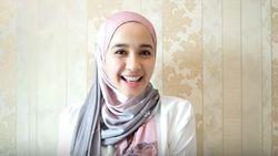 Laudya Cynthia Bella Beda Lebaran di Bandung dan Malaysia