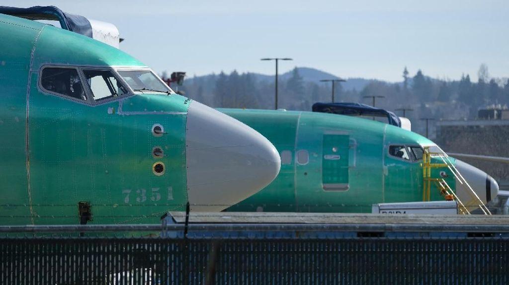 FAA Sempat Pertimbangkan Grounded Boeing 737 MAX Tahun Lalu