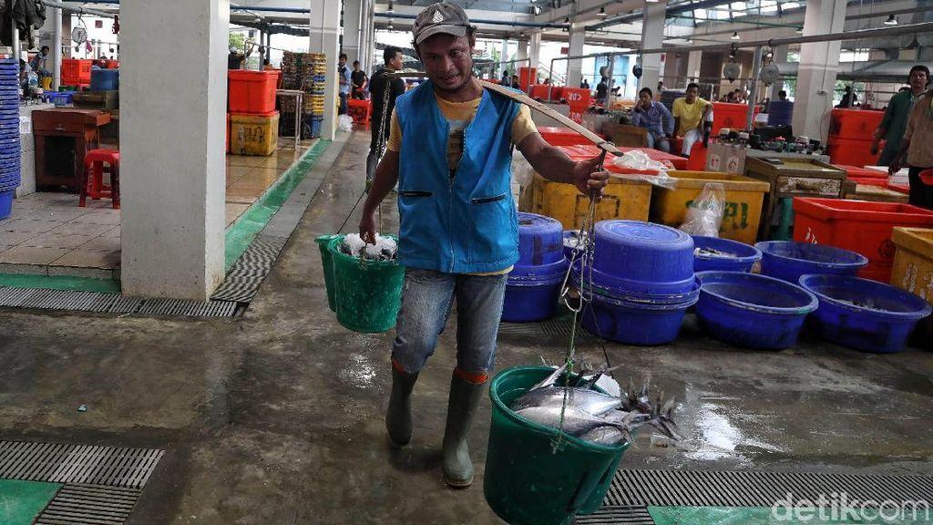 Sektor Perikanan RI Diprediksi Sumbang Rp 2.200 T dalam 5 Tahun