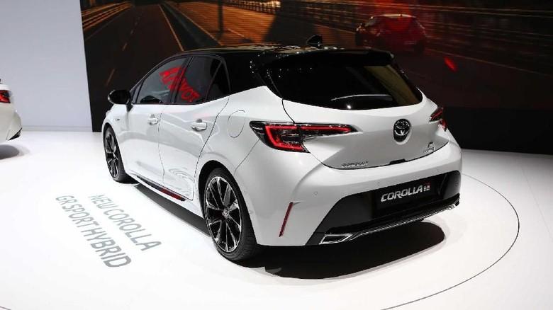 Toyota Corolla GR Sport Foto: Dok. Motor1
