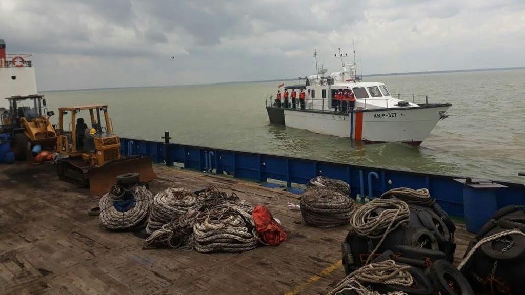 Ditunggu 15 Tahun, Pelabuhan Tanjung Api-Api Akhirnya Beroperasi