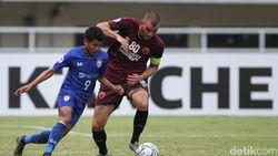 Wiljan Pluim Diragukan Tampil di Final Piala Indonesia