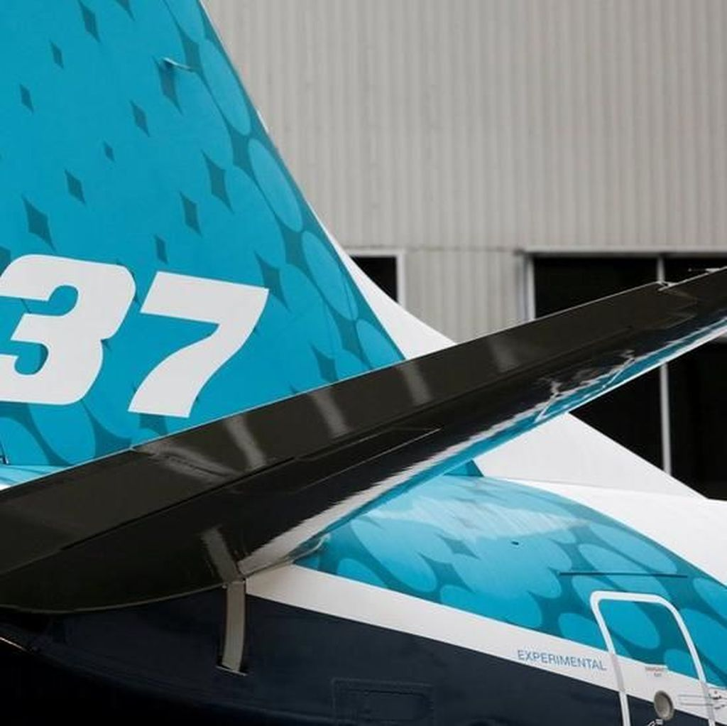 Ada Masalah Baru pada Pesawat 737 MAX, Ini Tanggapan Boeing