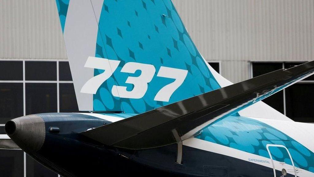 300 Pesawat Boeing 737 Terindikasi Alami Cacat di Bagian Sayap