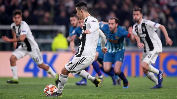Cristiano Ronaldo bakal jadi ancaman serius bagi Ajax.