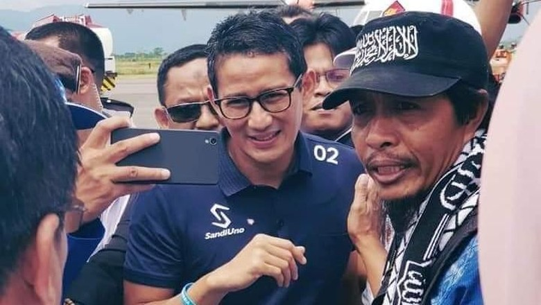 Sandiaga: Program Lapangan Kerja Jokowi Sentuh Masalah yang Saya Angkat