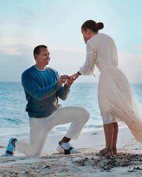 Siap Dipinang Alex Rodriguez, J.Lo Tak Akui 2 Pernikahan Sebelumnya