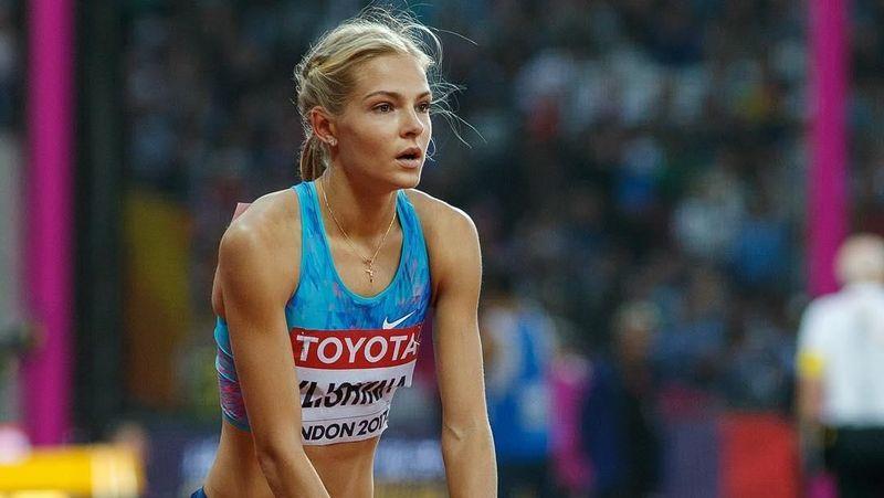 Darya Klishina merupakan atlet lompat jauh asal Rusia. Dia pernah memenangi beberapa kejuaraan, di antaranya European Championships dan 2 kali European Indoor Championships (Instagram/dariaklishina)