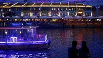Potret Perubahan Singapura: Dulu Kampung, Kini Gemerlap