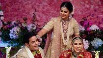 Potret Mewahnya Pernikahan Putra Sulung Orang Terkaya Asia, Akash Ambani