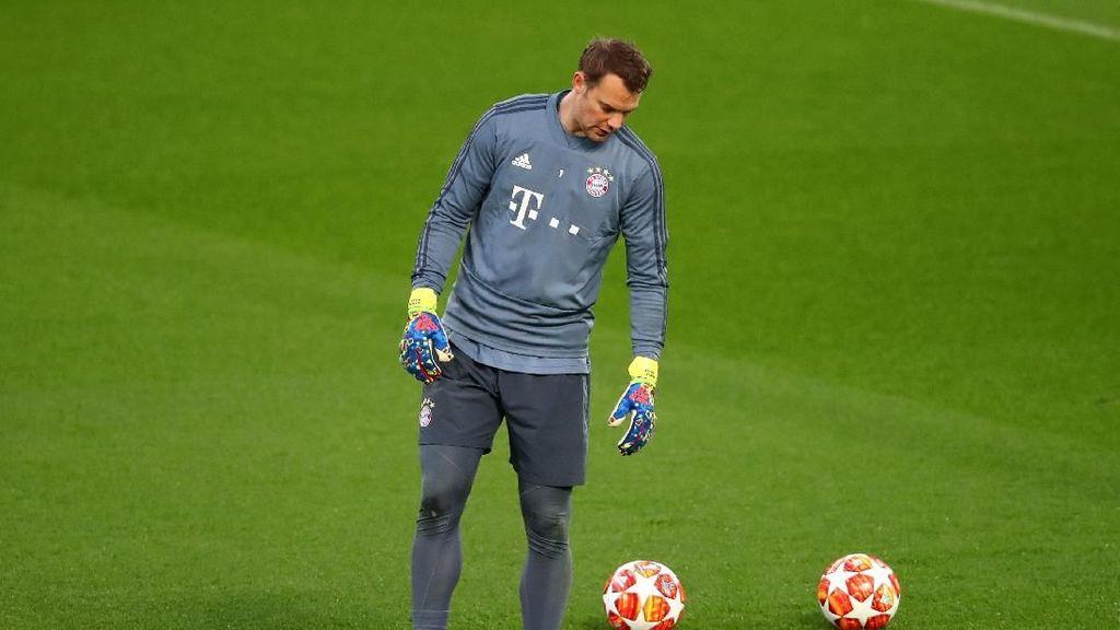 Neuer Ingin Tetap di Bayern, Chelsea Bukan Pilihan