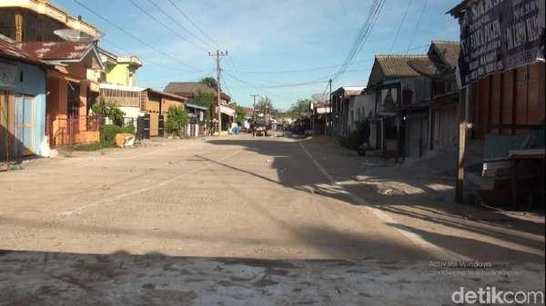 300 Kg Bahan Peledak Disita dari Rumah Abu Hamzah cs di Sibolga