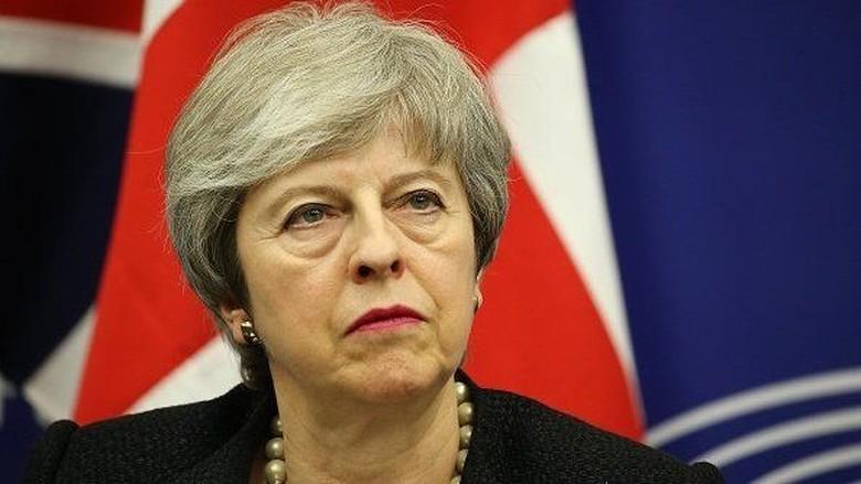 Lagi-lagi! Parlemen Inggris Tolak Kesepakatan Brexit PM Theresa May