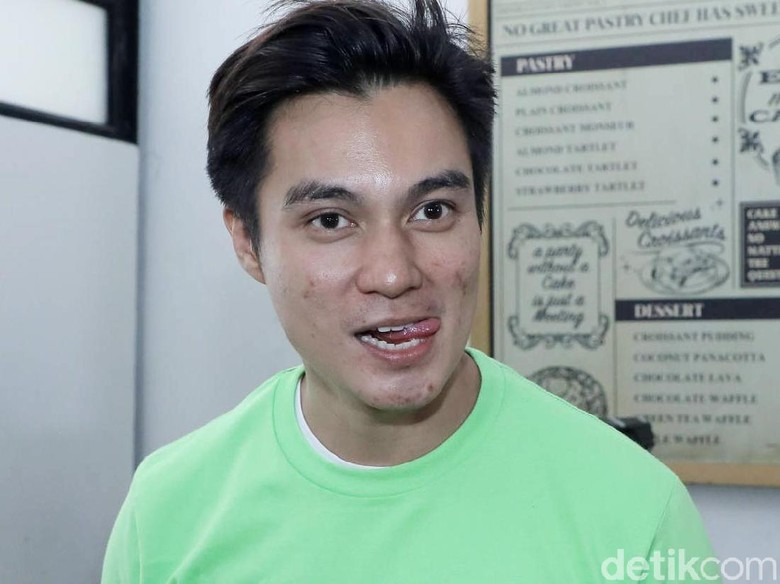 Jadi Ikon Partai, Baim Wong Langgar Perjanjian dengan Manajemen Artis