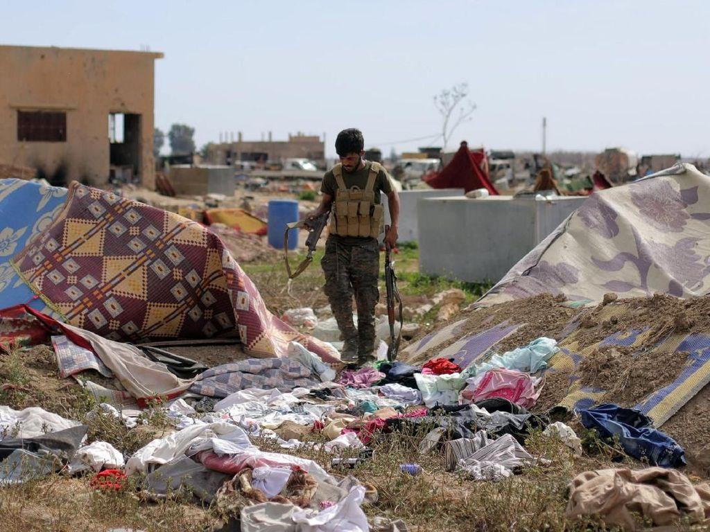 ISIS Menyerah