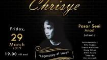 Mengenang 70 Tahun Chrisye, Sang Penyanyi Legendaris Tanah Air