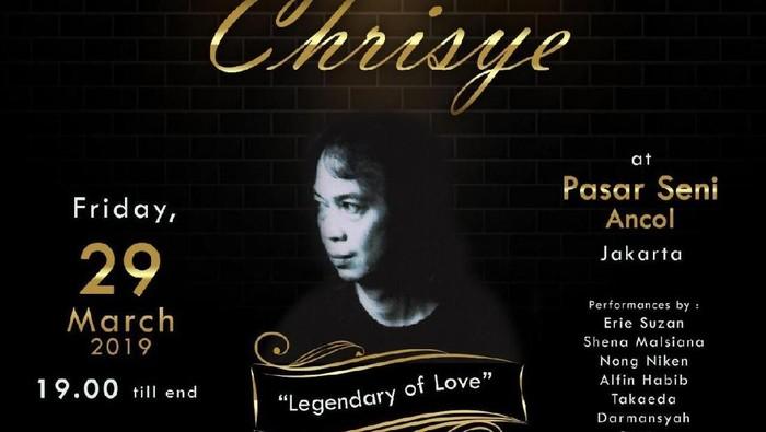 Konser Tribute to Chrisye di Ancol