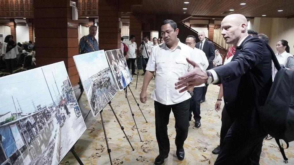 Atasi Banjir, Wali Kota Semarang Libatkan Mantan Penasihat Obama