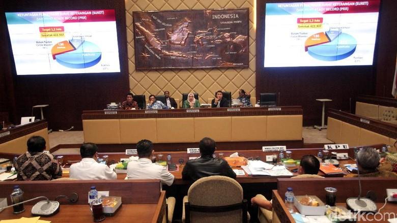 Persiapan Pemilu Terus Digodok di Komisi II DPR