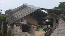 Puting Beliung Terjang Lombok Barat, 90 Rumah Warga Rusak