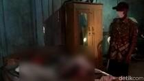Seorang Anak di Mojokerto Tega Gorok Leher Ibunya