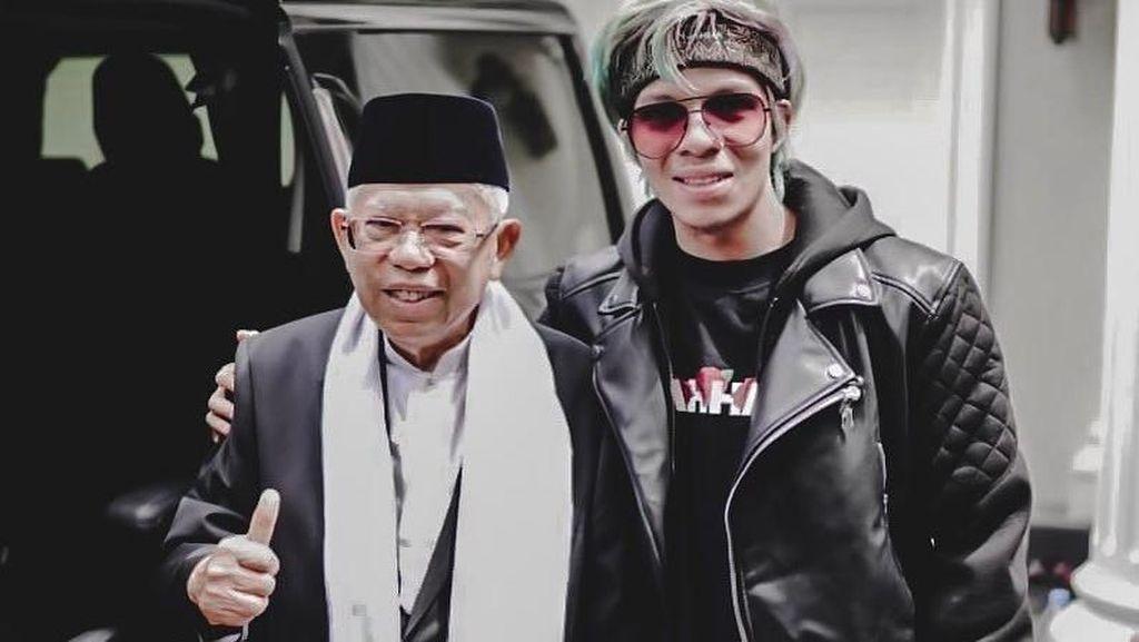 Ashiaap! Atta Halilintar Dipuji Punya Kesamaan dengan Jokowi dan Maruf Amin