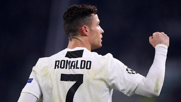 Cristiano Ronaldo berhasil mengangkat performa Juventus musim ini.