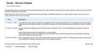 Gmail Error Berangsur Pulih