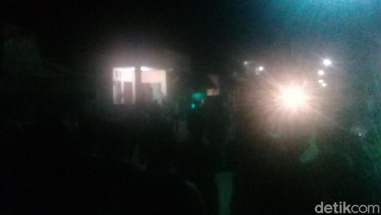 Ledakan Terjadi di Rumah Terduga Teroris di Sibolga
