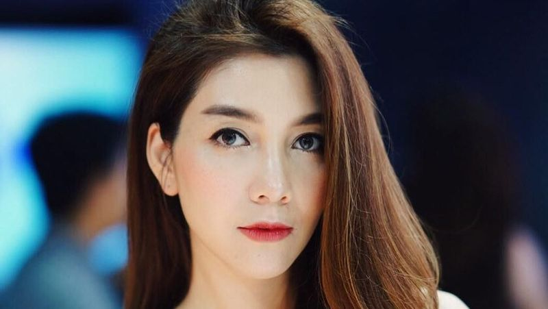 Perkenalkan, namanya Virithipa Phakdeeprasong. Perempuan seksi dan cantik ini adalah artis Thailand. (vjwoonsen/Instagram)