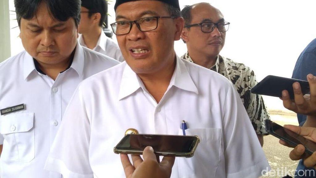 Jelang Natal-Tahun Baru di Bandung, Oded: Jaga Situasi Kondusif