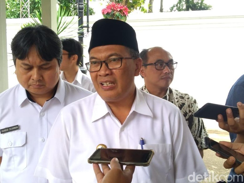 Wali Kota Bandung Oded M Danial Siap Ladeni Gugatan Benny Bachtiar