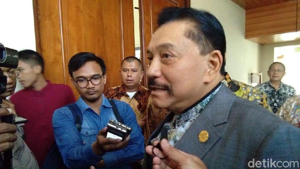 Solusi Hendropriyono soal Polemik Dwifungsi TNI: Wajib Militer