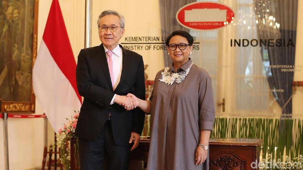 Indonesia-Thailand Jalin Kerja Sama Bilateral