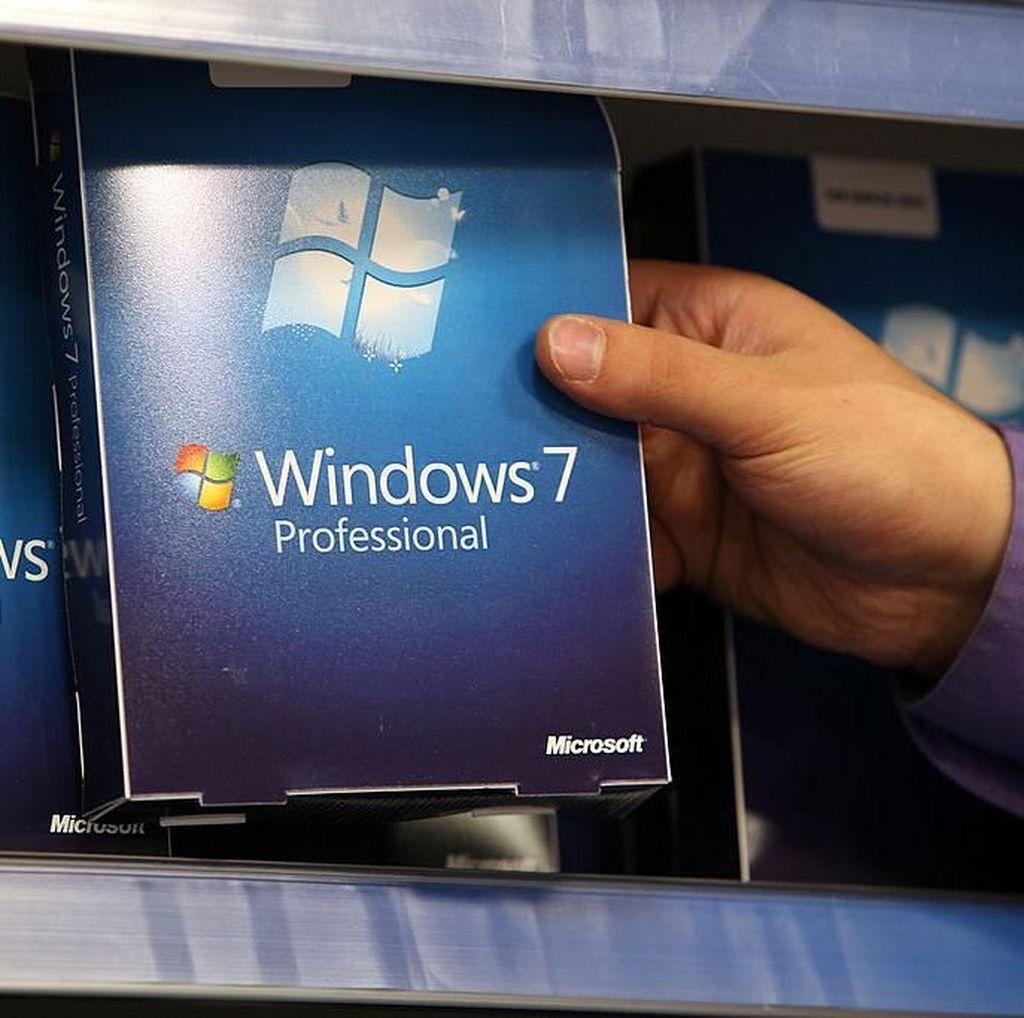 Windows 7 Bikin Duit Pemerintah Jerman Amblas Rp 12 Miliar