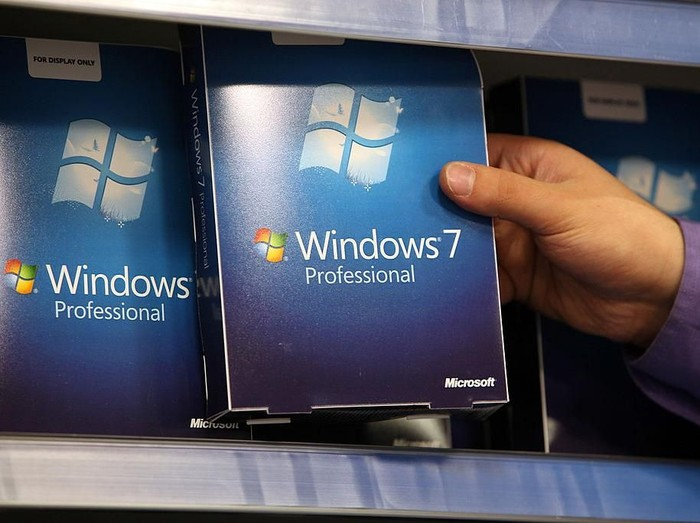 Windows 7. Foto: Getty Images