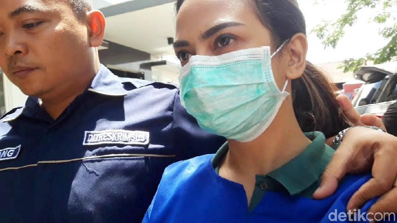 Vanessa Angel Keluhkan Makanan di Tahanan, Polisi: Tak Ada Prioritas