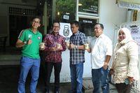 Pecel hingga Rawon Jadi Pilihan Sarapan Enak Menaker Hanif Dhakiri