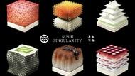 Perusahaan Ini Ciptakan Mesin 3D untuk Cetak Sushi Sesuai Kebutuhan Nutrisi