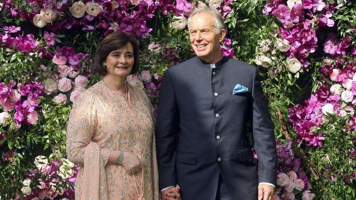Setelah Pangeran Arab, Giliran Tony Blair Masuk Tim Pemindahan Ibu Kota RI. Foto: REUTERS/Francis Mascarenhas