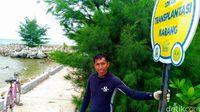 Jakgrosir Dibangun di Tidung Kecil, Konservasi Laut Dijamin Aman