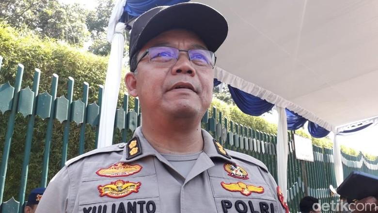 Pria yang Bawa Bahan Peledak di Mako Brimob Masih Diperiksa Polda DIY