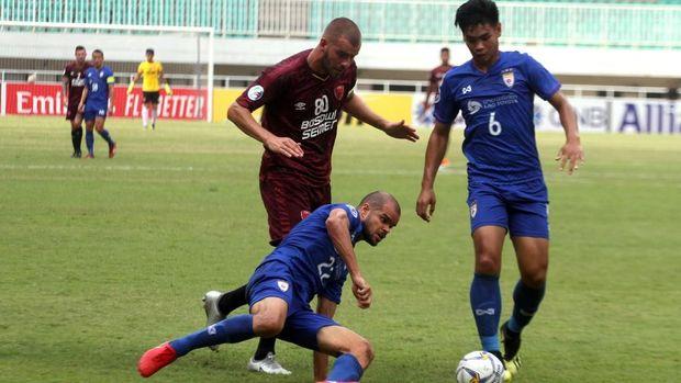 Hasil Piala AFC: PSM Kalahkan Kaya Iloilo 2-1