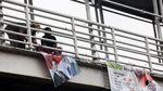 Satpol PP Tertibkan Alat Peraga Kampanye di Jakarta Timur