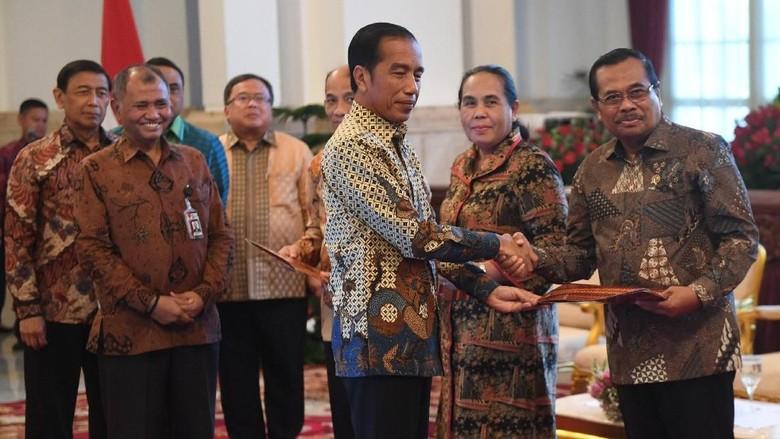 Jokowi: Stranas Cegah Korupsi Jadi Dokumen Berdebu Jika Tak Dilaksanakan