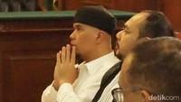 Saksi Cabut 7 Poin BAP Sidang Idiot Ahmad Dhani