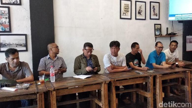 Tolak Prabowo Presiden, Aktivis 98 Dukung Jokowi