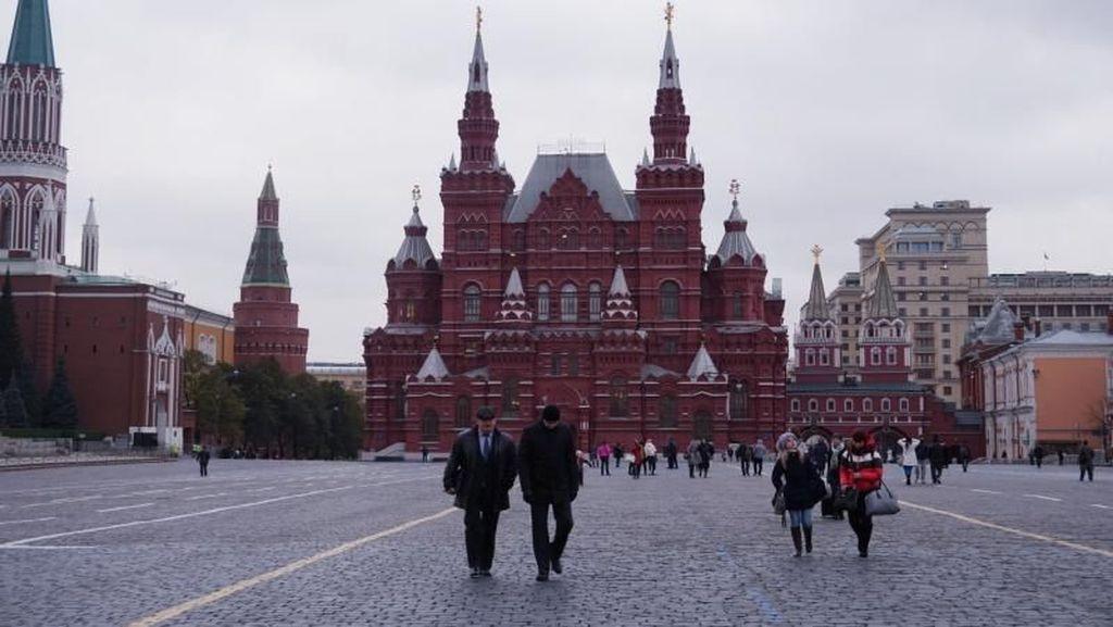 Yang wajib Dikunjungi di Red Square, Moskow