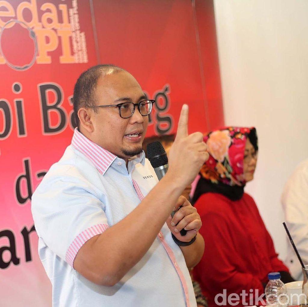 Prabowo Diminta Teladani Grace, Gerindra: PSI Jangan Ajar Ikan Berenang
